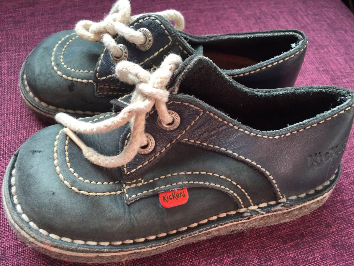 00 Libre Niños Azules 400 Zapatos Kickers Mercado En Didacticworld® XqPvTC