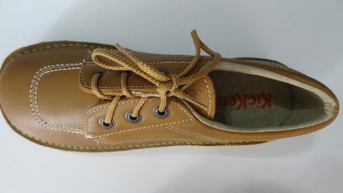 zapatos kickers corte bajo talla 41
