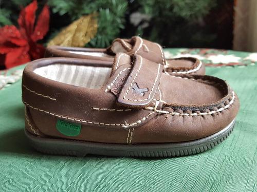 zapatos kickers nuevo niño