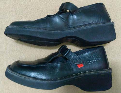 zapatos kickers para niña / dama / mujer talla 37 original