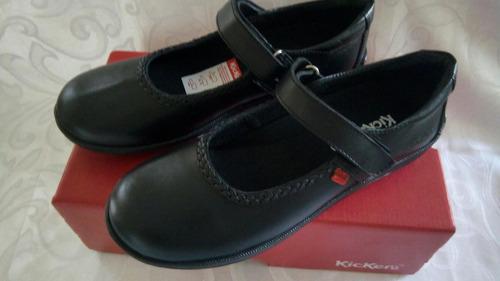 zapatos kiker colegiales niña