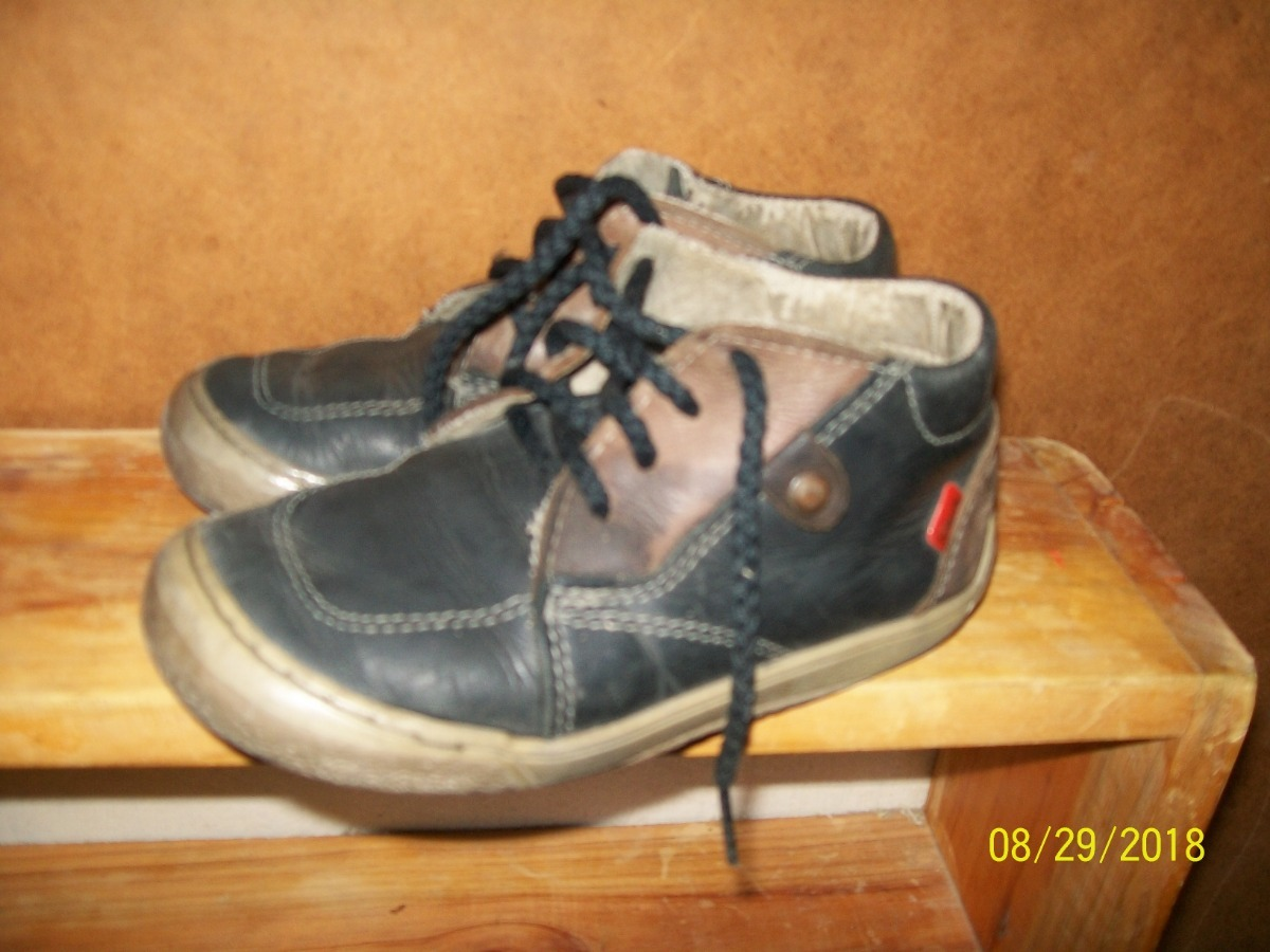765ef41f Zapatos Kikers De Niño Talla 28 - Bs. 15.000,00 en Mercado Libre