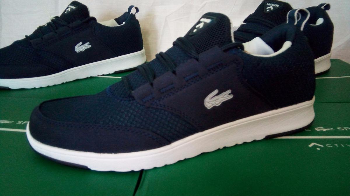 72457d9f46e54 Zapatos Lacoste Active Originales - Bs. 1,30 en Mercado Libre