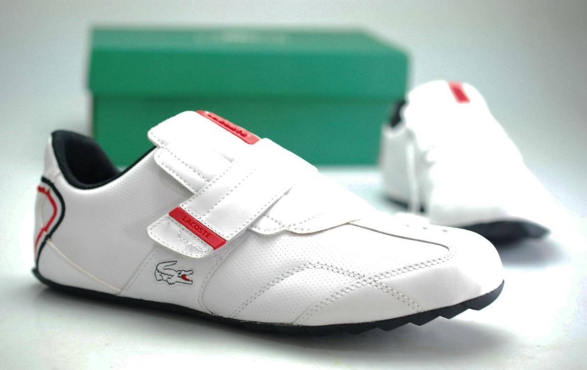 f9a859b947bb3 zapatos lacoste caballero cierre mágico originales bajos. Cargando zoom.