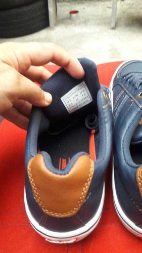 zapatos levi's azules talla 42