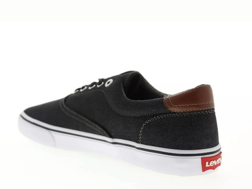 zapatos levis rocklin denim para hombres