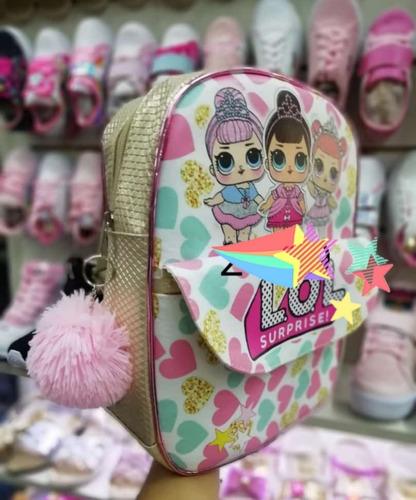 zapatos lol surprise luces , fila para niñas
