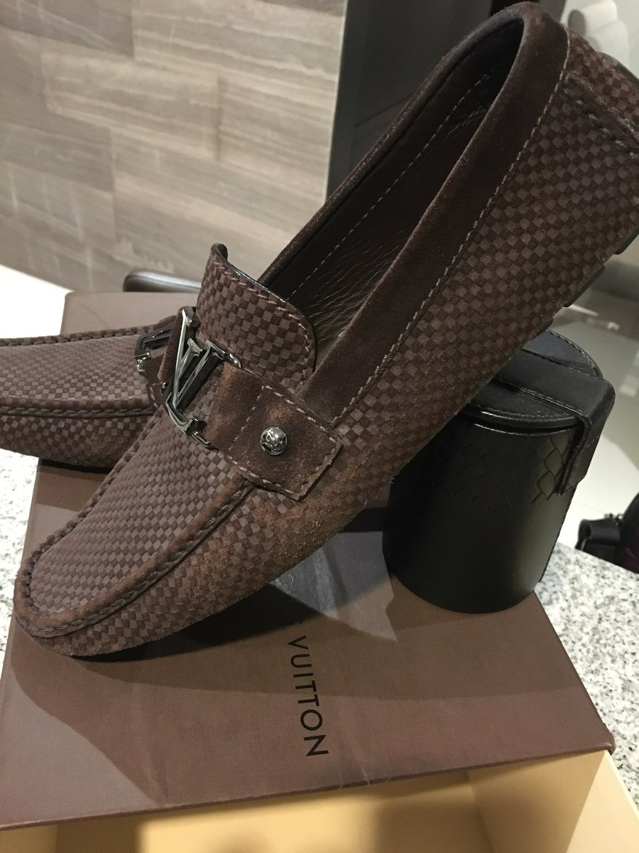 62fb7e058 Zapatos Louis Vuitton Originales - $ 8,000.00 en Mercado Libre