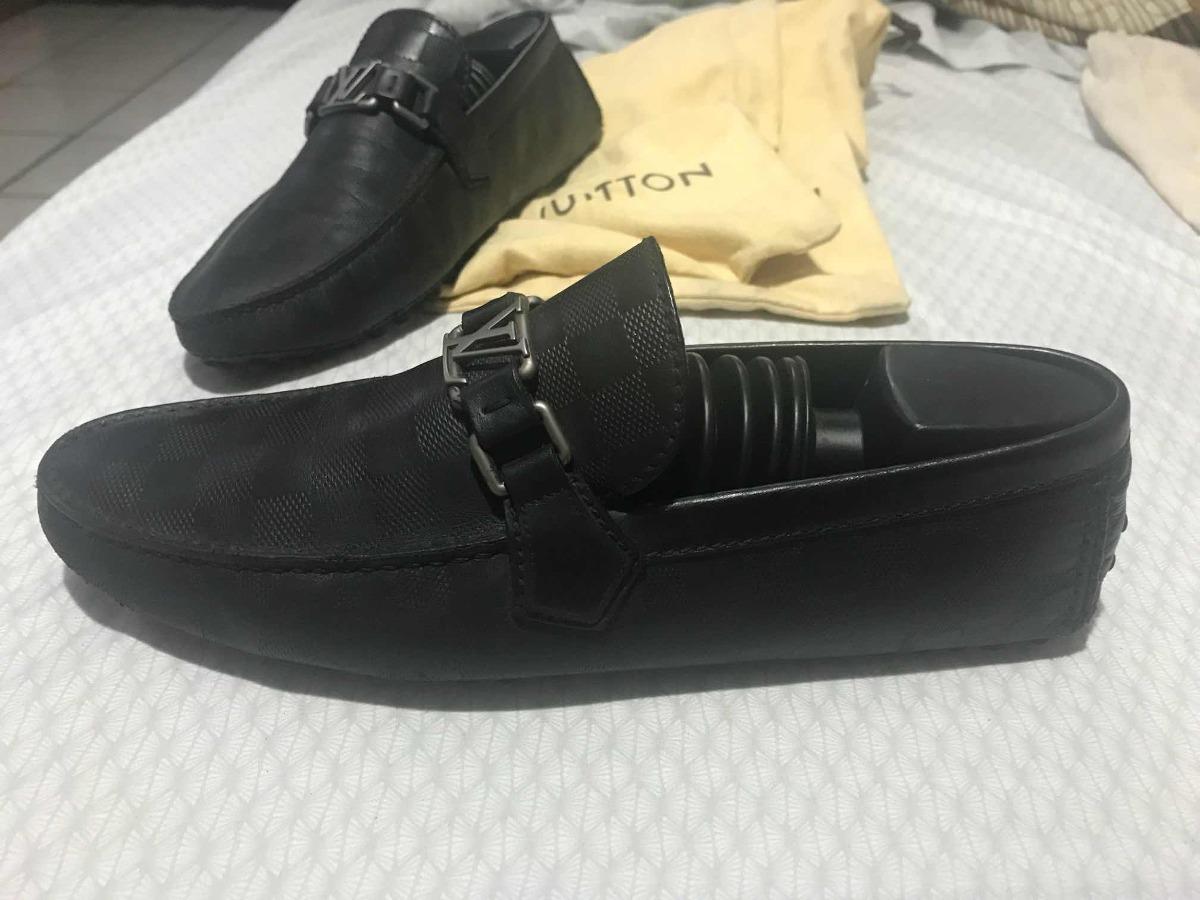 zapatos louis vuitton hombre negros a negociar. Cargando zoom. 2b1193c0c147