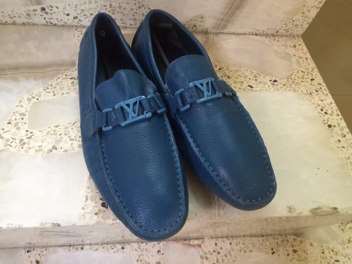Louis Vuitton Zapatos Hombre Rojos