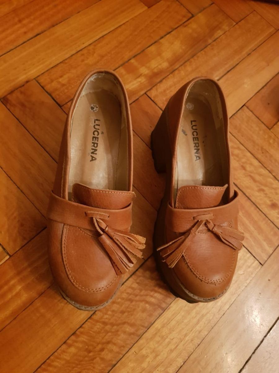 3988cb4b Zapatos Lucerna - $ 850,00 en Mercado Libre