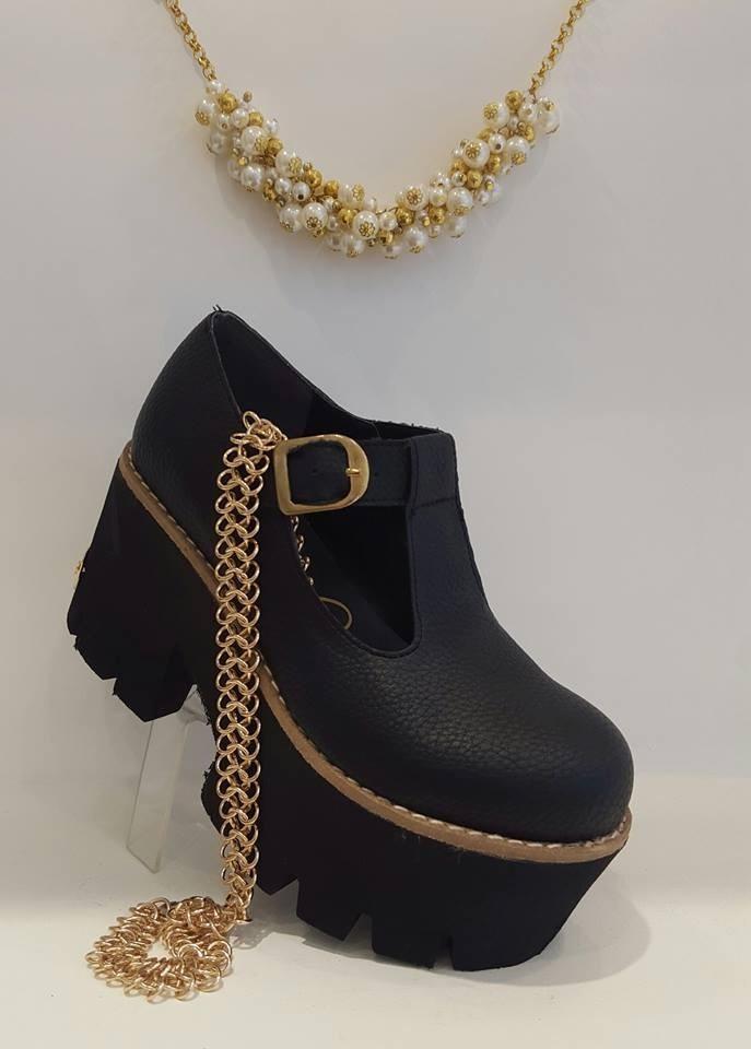 a6f2bc20 Zapatos Luna Chiara Otoño-invierno 2016 - $ 1.252,00 en Mercado Libre