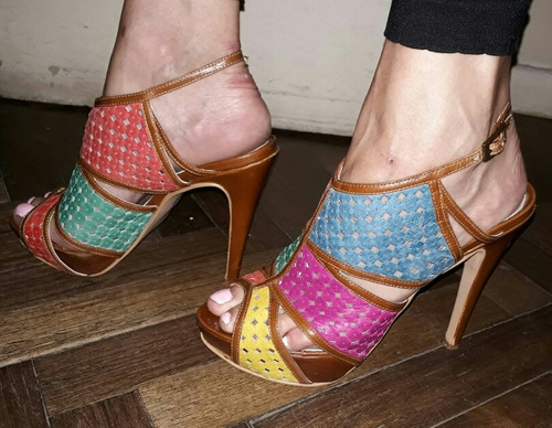 zapatos marca laura felici n.38