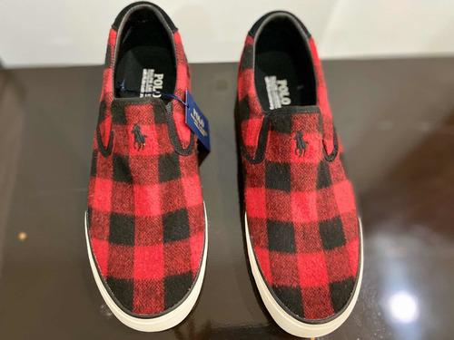 zapatos marca polo