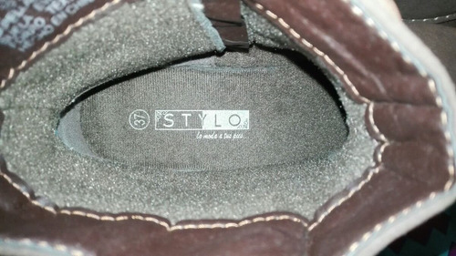 zapatos marca stylo