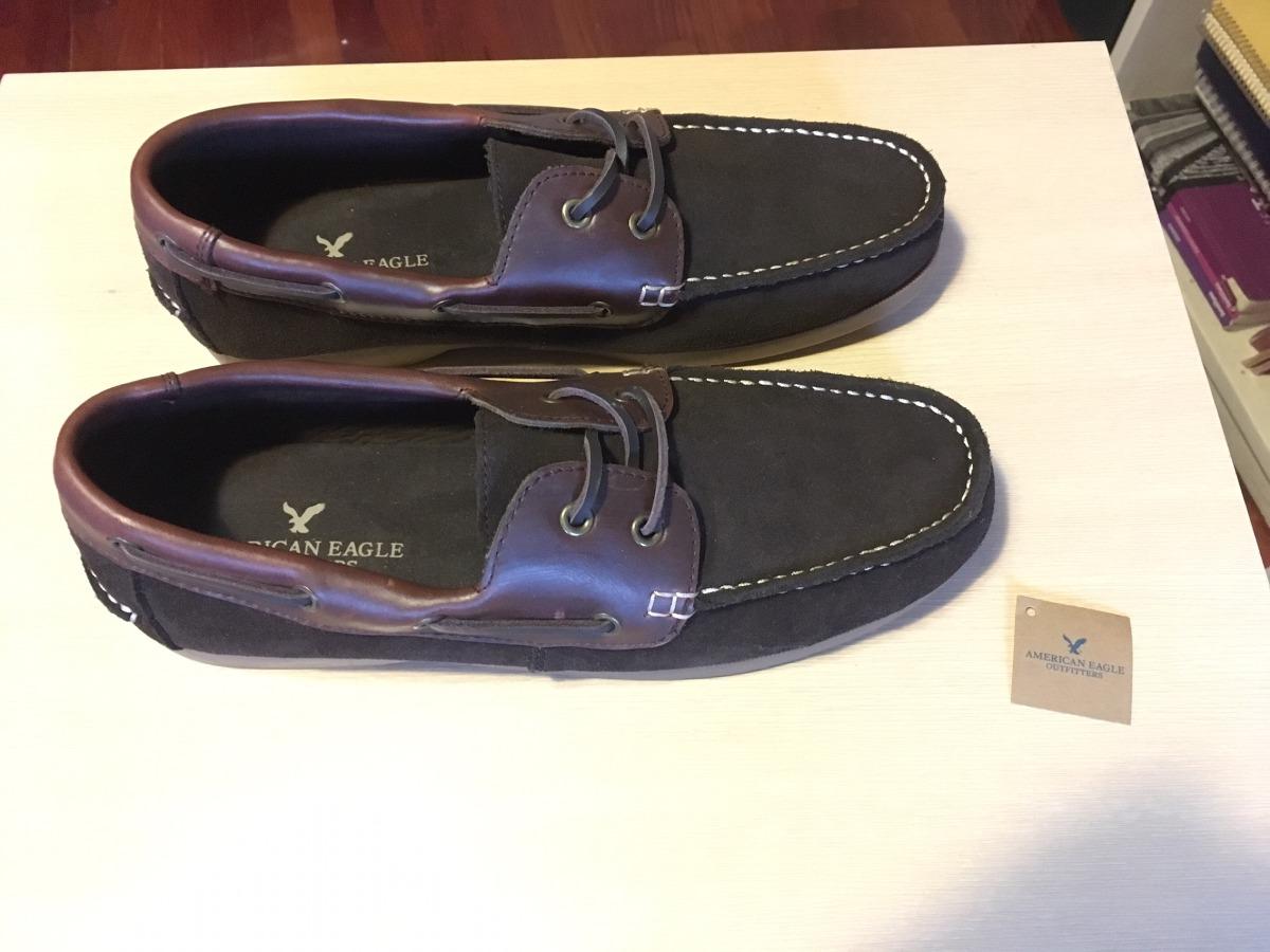 f9e14b9d3 Zapatos Marrones American Eagle 850,00 en Mercado Libre c4f513 ...
