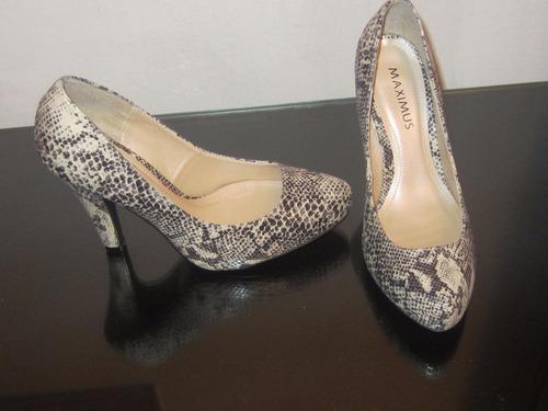 zapatos maximus nuevos