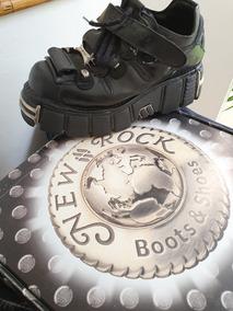 ca218f6305c Botas New Rock Hombre - Ropa, Bolsas y Calzado en Mercado Libre México