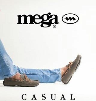 zapatos mega para caballeros 100% originales tipo mocasin