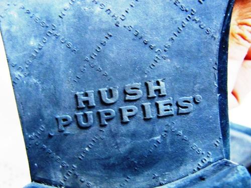zapatos mocacines hush puppies
