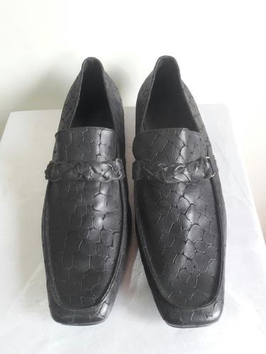 zapatos mocasin de hombre de cuero ricky  sarkany