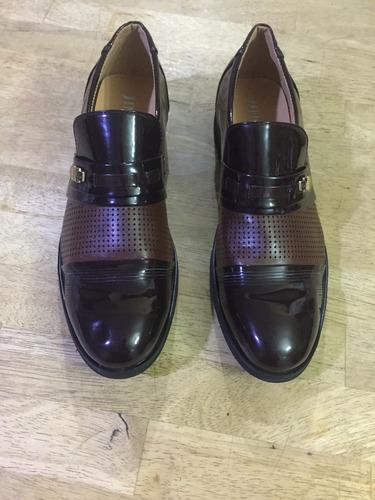 zapatos mocasín patente jingpin de vestir para caballero