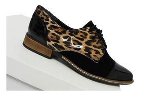 Para estrenar 4001f b9bd4 Zapatos Mocasines Animal Print Leopardo 35 Al 40 Mujer Moda 2020 Noche  Fiesta Luciana