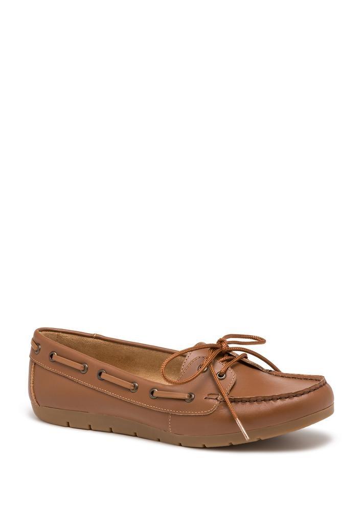 bonita y colorida precio competitivo baratas para la venta Zapatos Mocasines Cafés Mujer Andrea 2439761