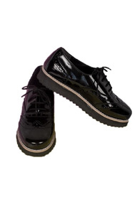 gran selección de 7f432 7a6ed Zapatos Mocasines Charol Comodos Livianos Mujer 2019 Imb 139