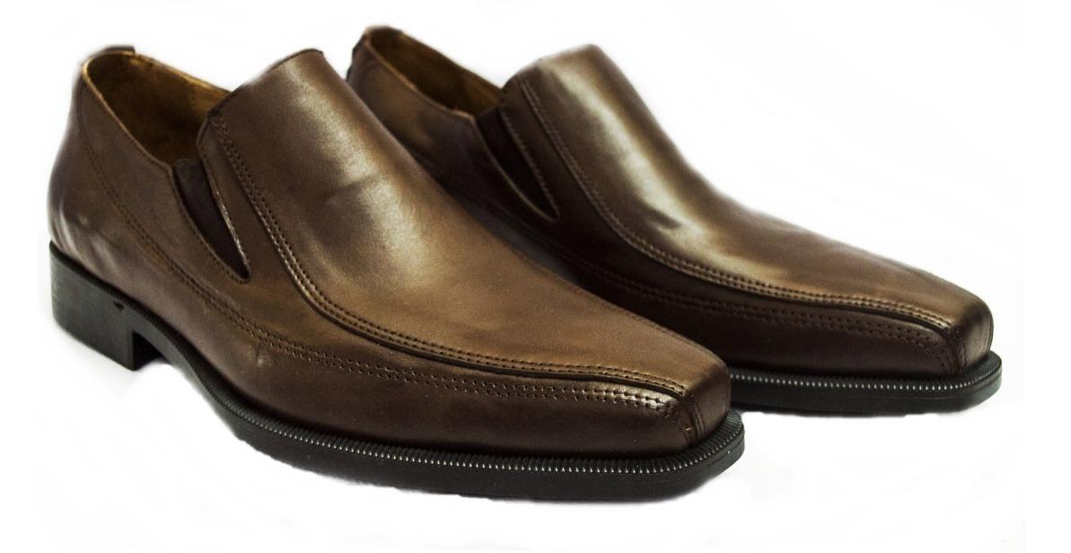 beeada3e6e450 zapatos mocasines clasicos de vestir de hombre cuero vacuno. Cargando zoom.