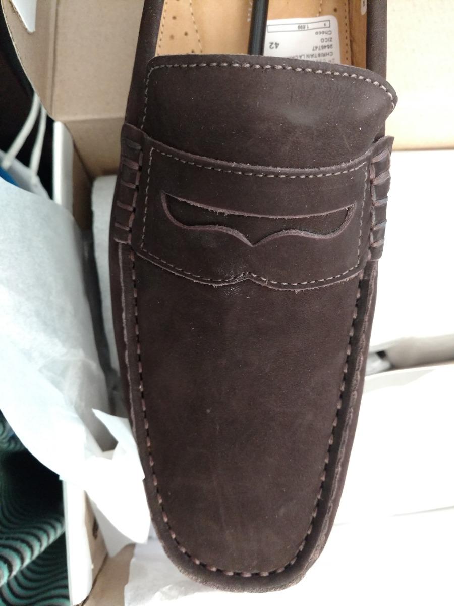 8aea7525bbf zapatos mocasines cristian lacroix talle 45 y 42. Cargando zoom.
