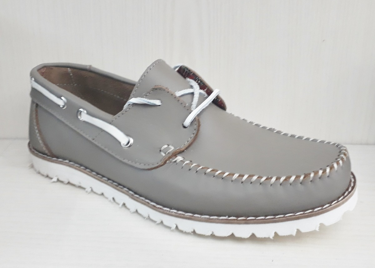 venta caliente online 1c5e5 b3aa4 Zapatos Mocasines Cuero - Hombre! Con Cordones Envios Oferta