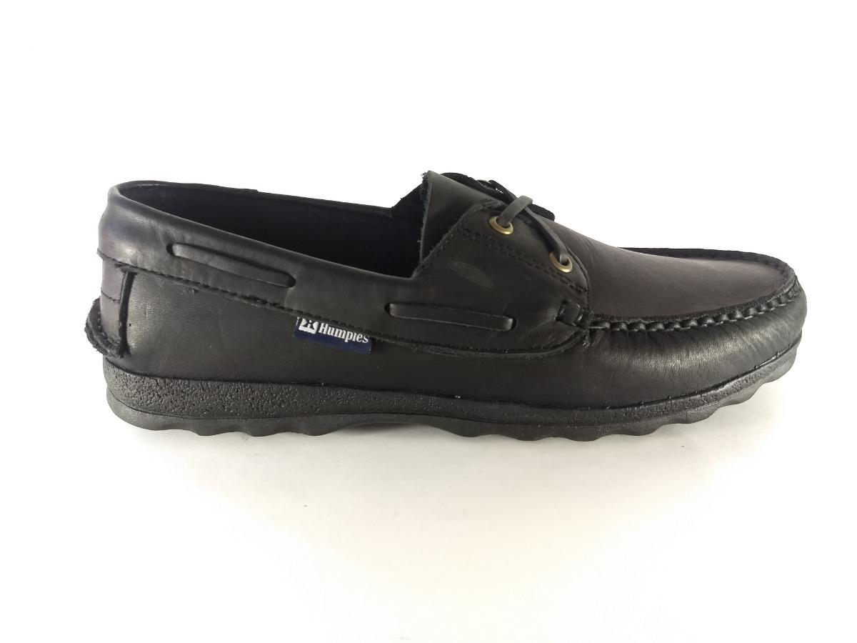 fd279337327 Zapatos Mocasines De Cuero Humpies N° 34   45 -   1.674