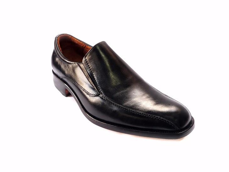 64e0938e302 Zapatos Mocasines De Vestir Tipo Italiano En Cuero -   1.699