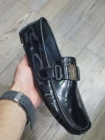 0ecb627100f Zapatos Mocasines Hombre En Charol - Ropa y Accesorios en Mercado ...