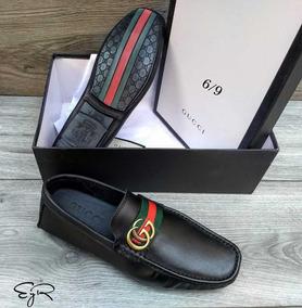 264967cf Zapatos Hombre Mocasines Gucci - Zapatos en Mercado Libre México