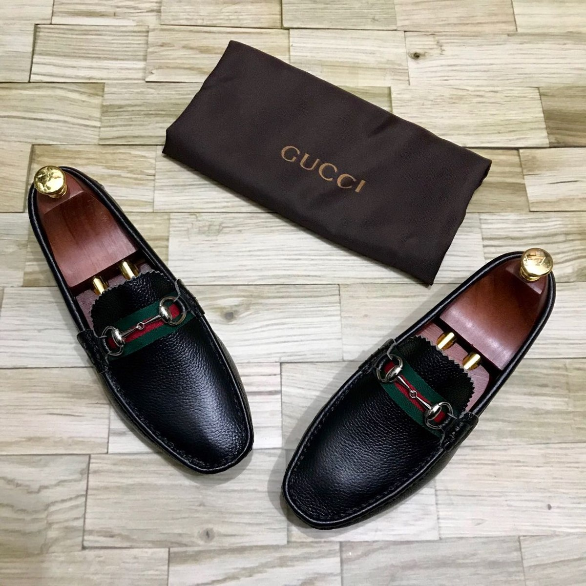 5040fc2a9e4a8 Zapatos Mocasines Gucci -   280.000 en Mercado Libre