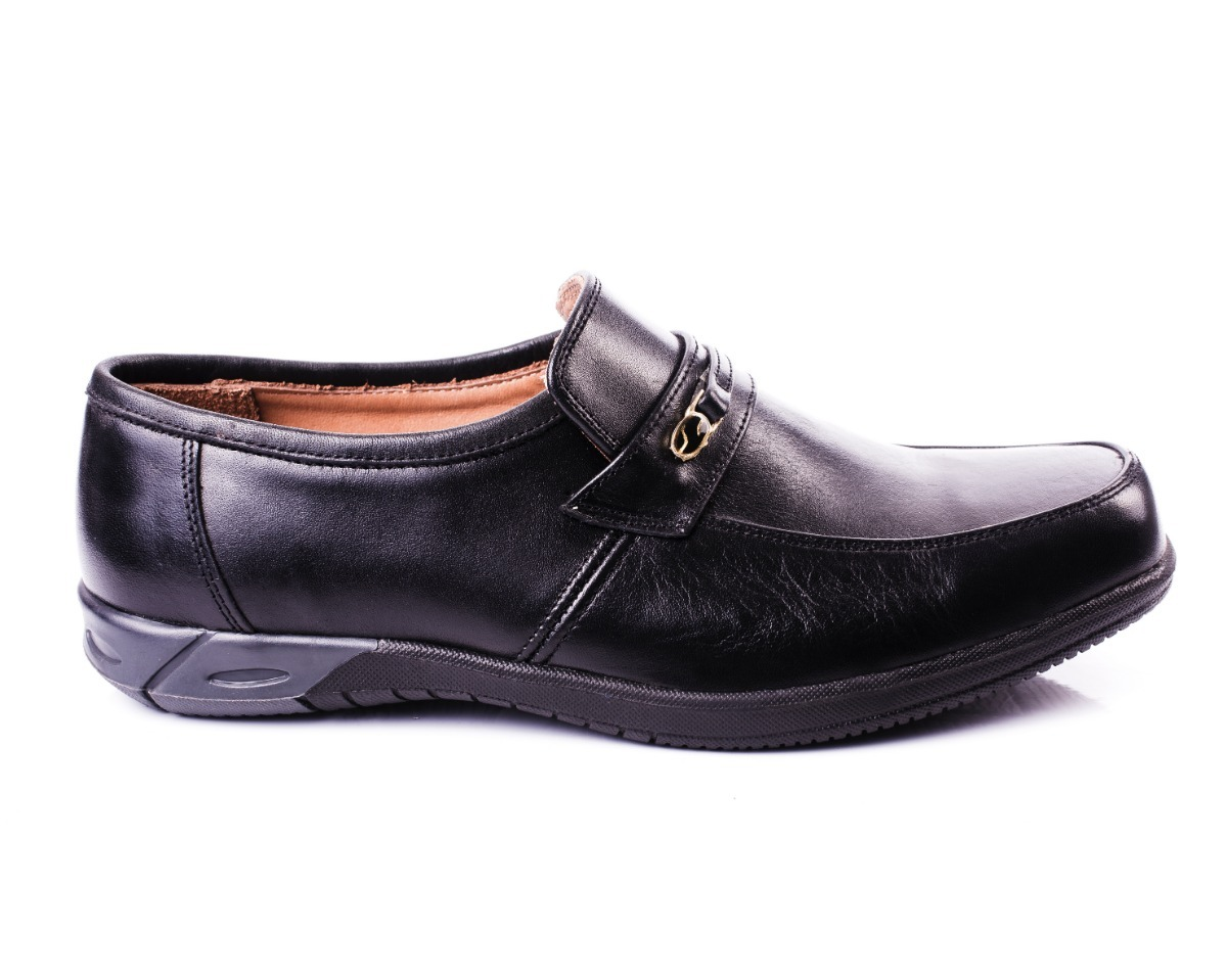 9db6252ba42 Zapatos Mocasines Hombre Clásico Cuero Suela Comfort Goma -   2.399 ...