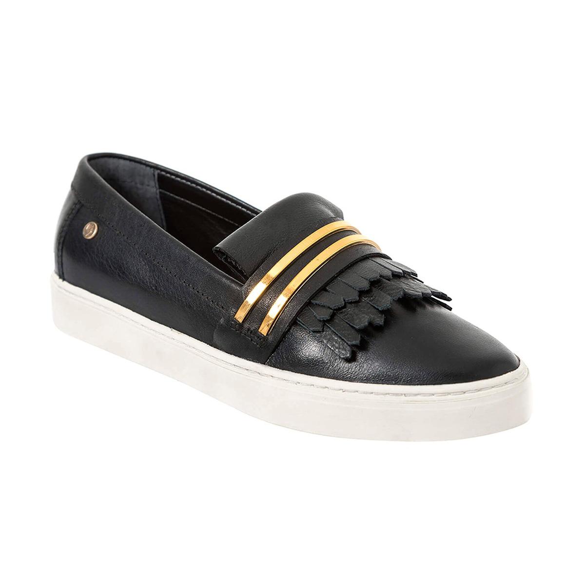 1ede9acde0e Zapatos Mocasines Mujer Negros Vélez 182020265 - $ 2,090.00 en ...