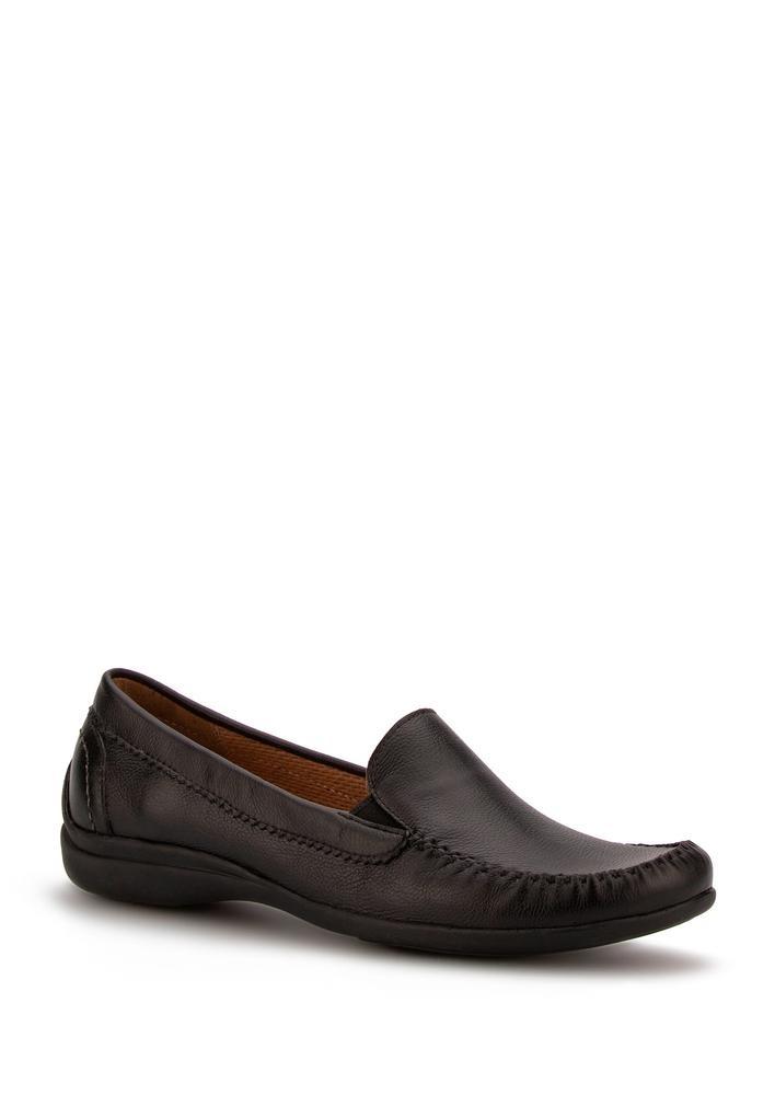 c8e46531872 Zapatos Mocasines Negros Mujer Andrea 2345741 - $ 682.90 en Mercado ...
