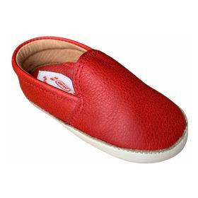 Zapatos Mocasines Niño Cuero 100% Cotizas Para Descansar