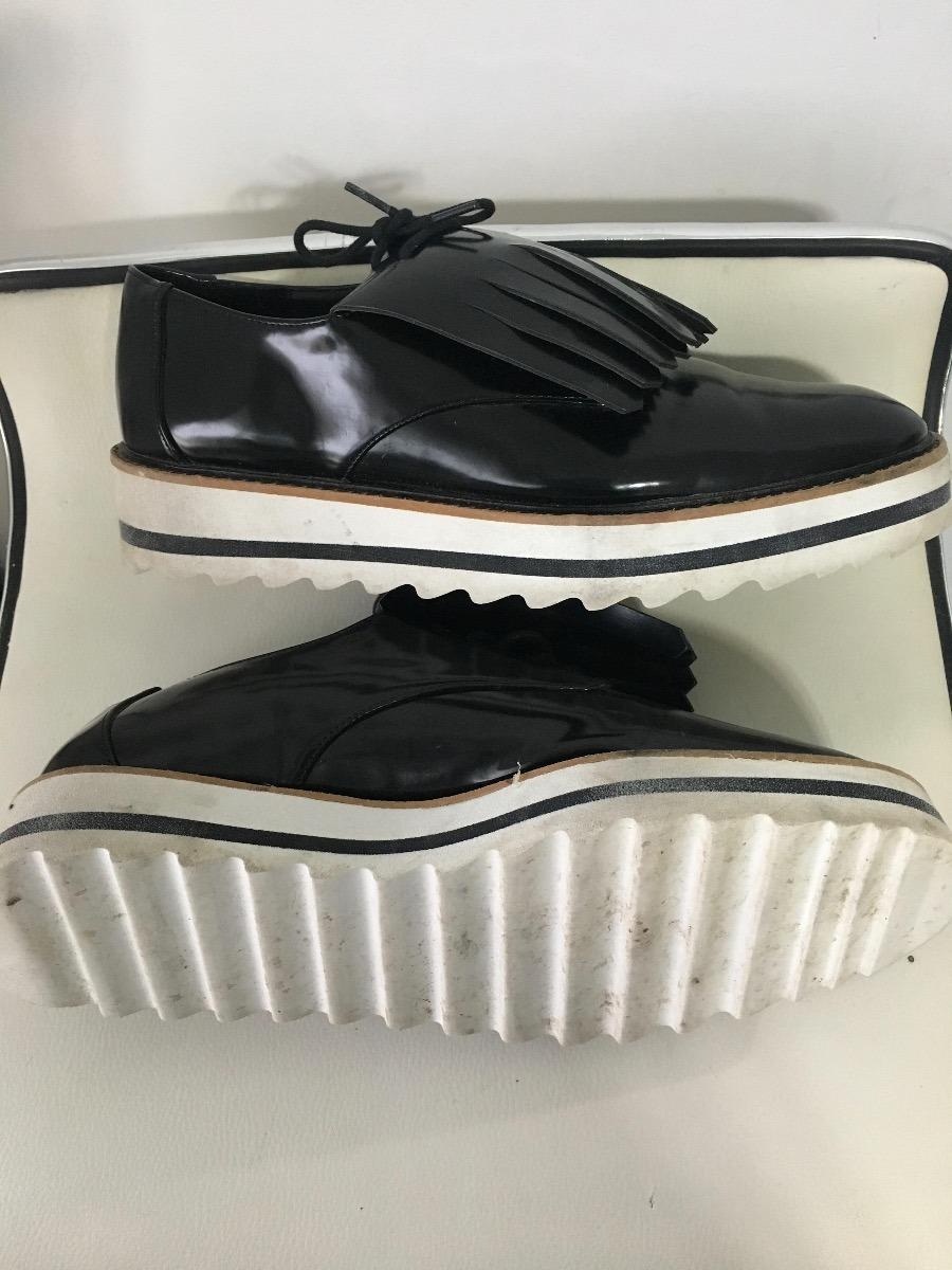 Zapatos Zara Numero Mocasines Oxford De Mujer Marca En 40850 00 wXZkPOiuT