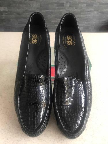 zapatos mocasines para dama marca sas originales