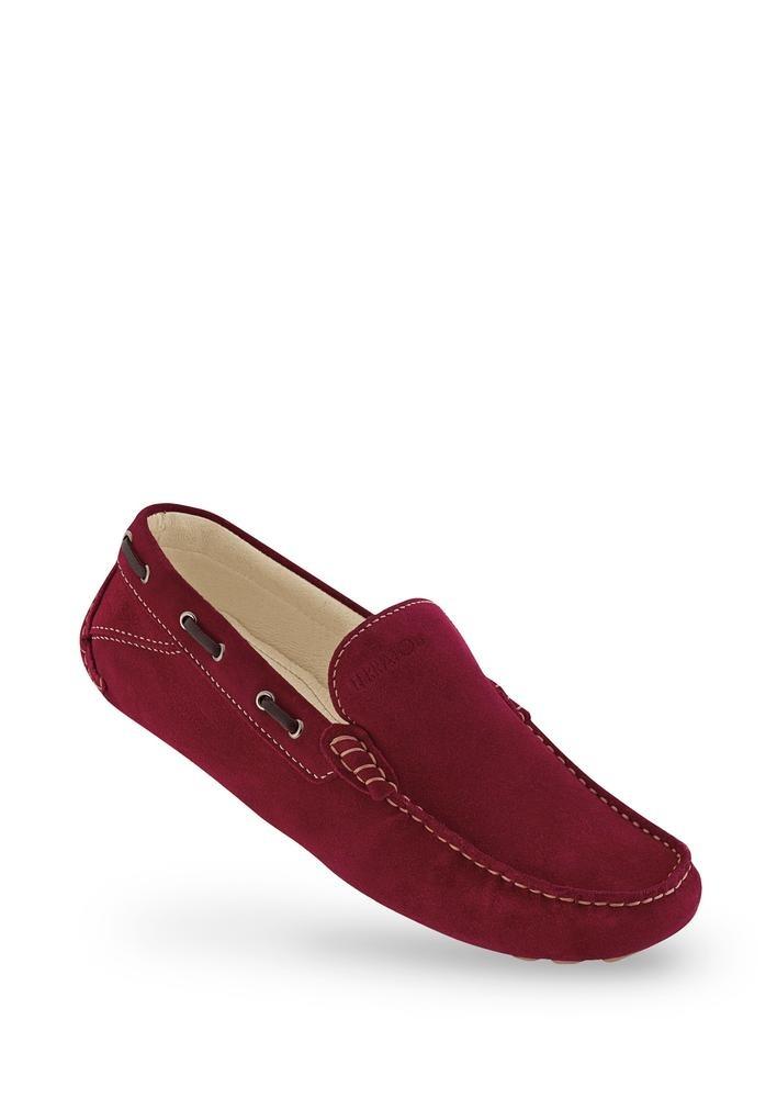 en venta 33636 98e4e Zapatos Mocasines Vino Hombre Andrea 2039909