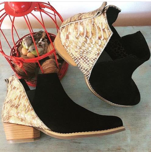 zapatos mujer 100% cuero