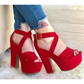 8f1bdb1284a Sandalias Elegantes Para Damas - Zapatos Mujer en Mercado Libre ...