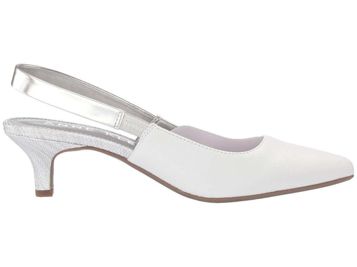 1bb4b9c06f6 zapatos mujer anne klein aileen slingback heel. Cargando zoom.