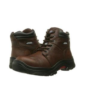a99e8bb2a79 Bota De Seguridad Skechers Aggressor - Zapatos Mujer Botas en ...