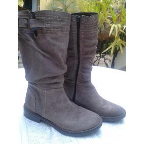 af69b624edeef Bota Peluda Invierno - Zapatos Mujer Botas en Mercado Libre Venezuela