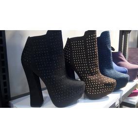 7f53f53017418 Zapatos Para Mujer Tipo Botin - Zapatos Mujer en Mercado Libre Venezuela